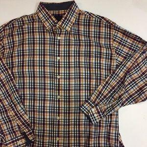 Just in💕 Men's Plaid Shirt